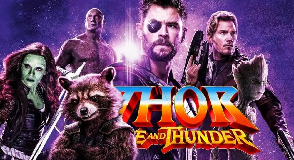 Thor: Love and Thunder tendrá los Guardianes de la Galaxia, según Vin Diesel