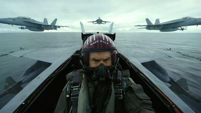 Top Gun: Maverick Trailer Subtitulado